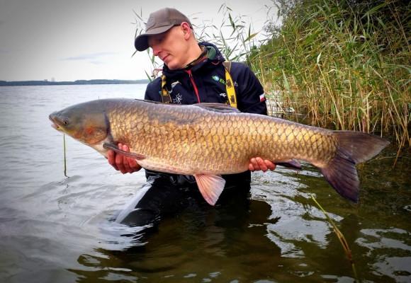 Ekobaits Reports - łowisko Duża śląska woda PZW